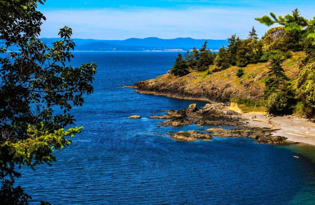 Add San Juan Islands to your list of the coolest islands in the USA.