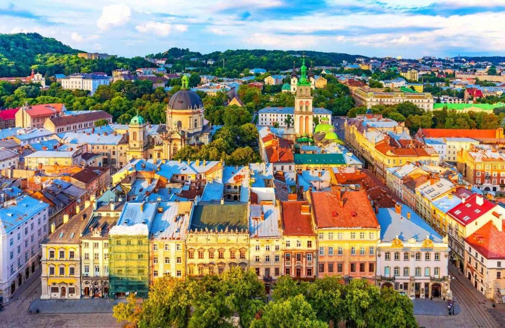 One of the most unique and cheapest countries to visit in Europe is Ukraine.
