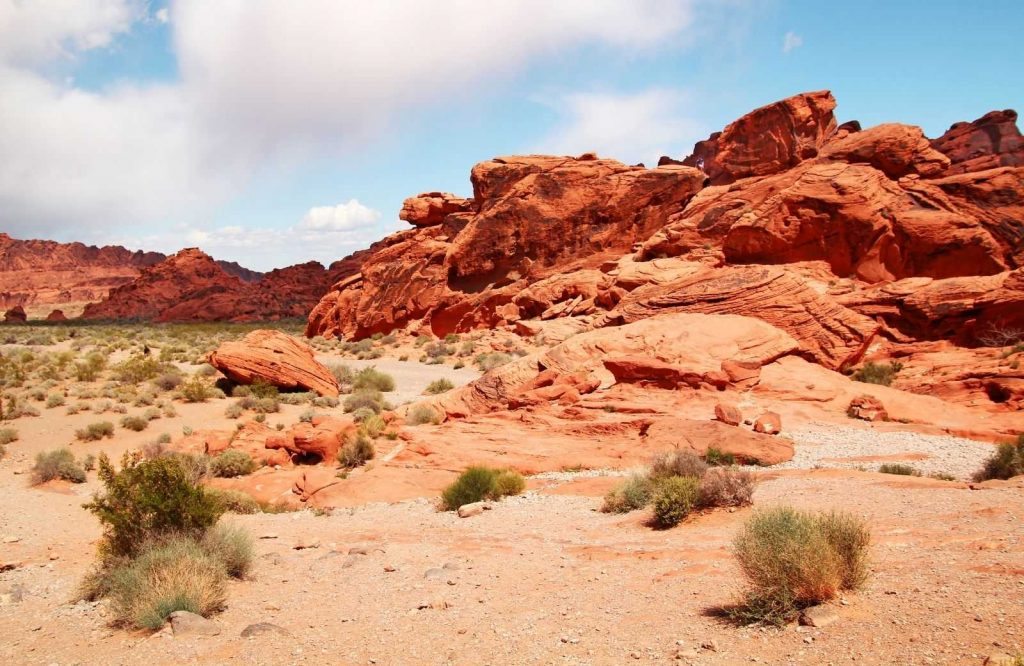 One of the best Las Vegas day trips is Valley of Fire State Park.