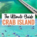 Crab Island Destin: Complete Guide+ 5 Fun Tours