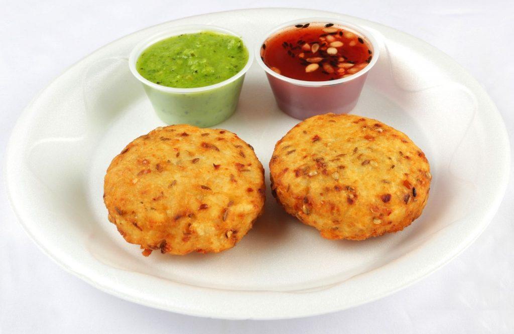 Aloo Tikki is the perfect Indian street food dish.