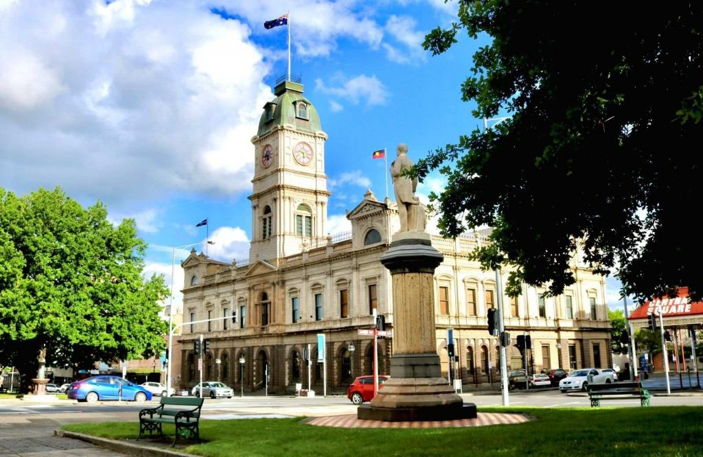 There are so many great day trips from Melbourne and Ballarat is one of them.
