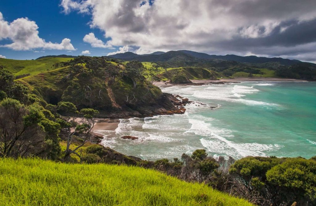 The Bay of Islands are one of the most spectacular day trips from Auckland.