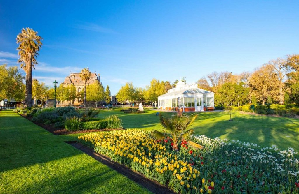 Bendigo is one of many fun day trips from Melbourne.