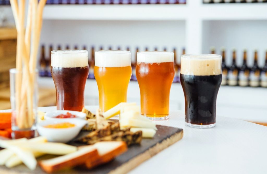 Trying craft beer is one of the best things to do in Hot Springs, Arkansas.