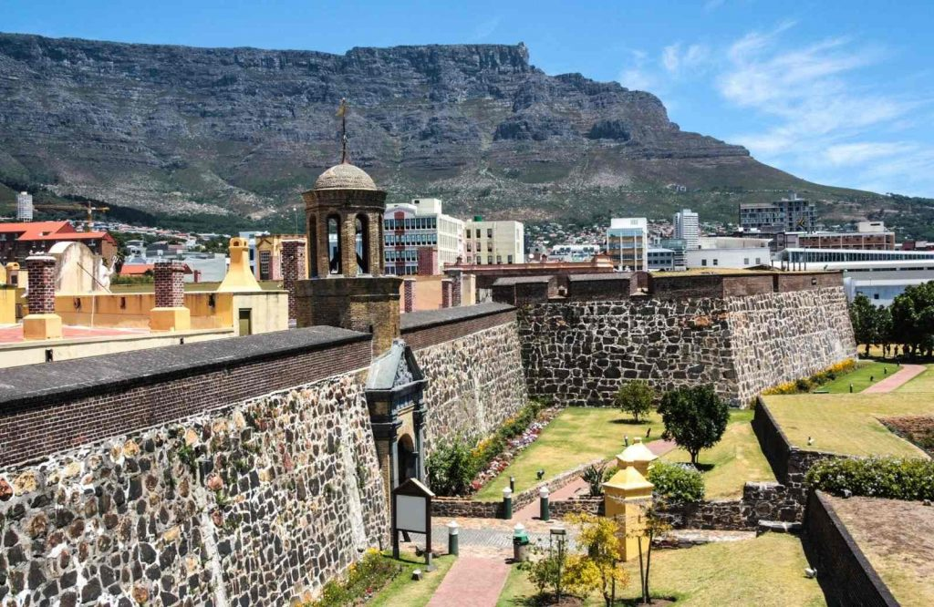 If you want to sample some of the coffee shops in Cape Town, go to the coffee festival at the Castle of Good Hope.