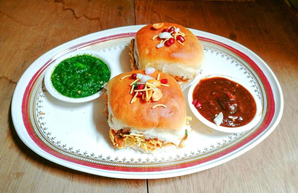 Dabeli is an interesting yet delicious Indian street food dish.