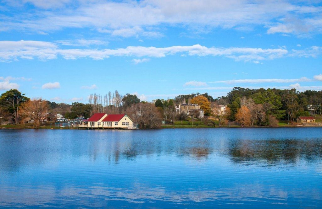 Add Daylesford to your day trips from Melbourne bucket list.