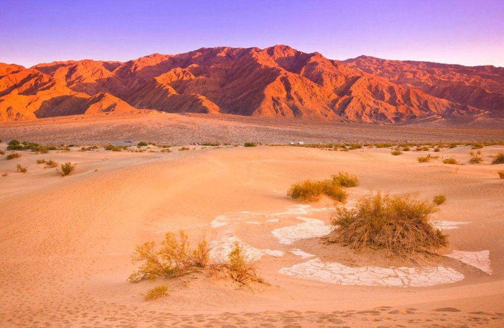Add Death Valley National Park to your list of national parks on the West Coast to visit.