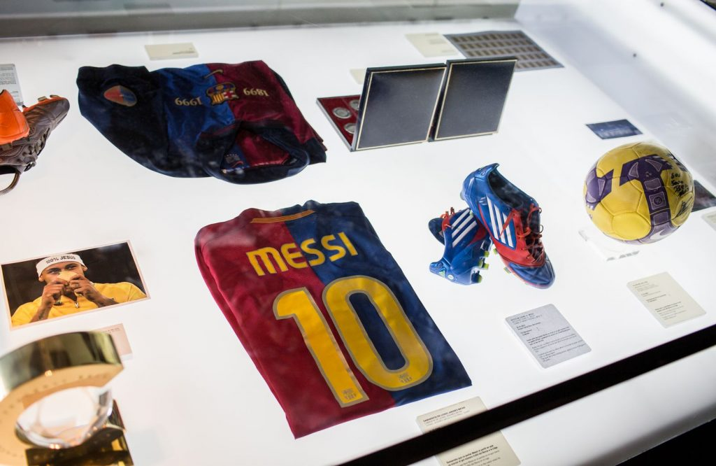 If you're a fan of sports, definitely ass FC Barcelona Museum to your 2 day Barcelona itinerary.
