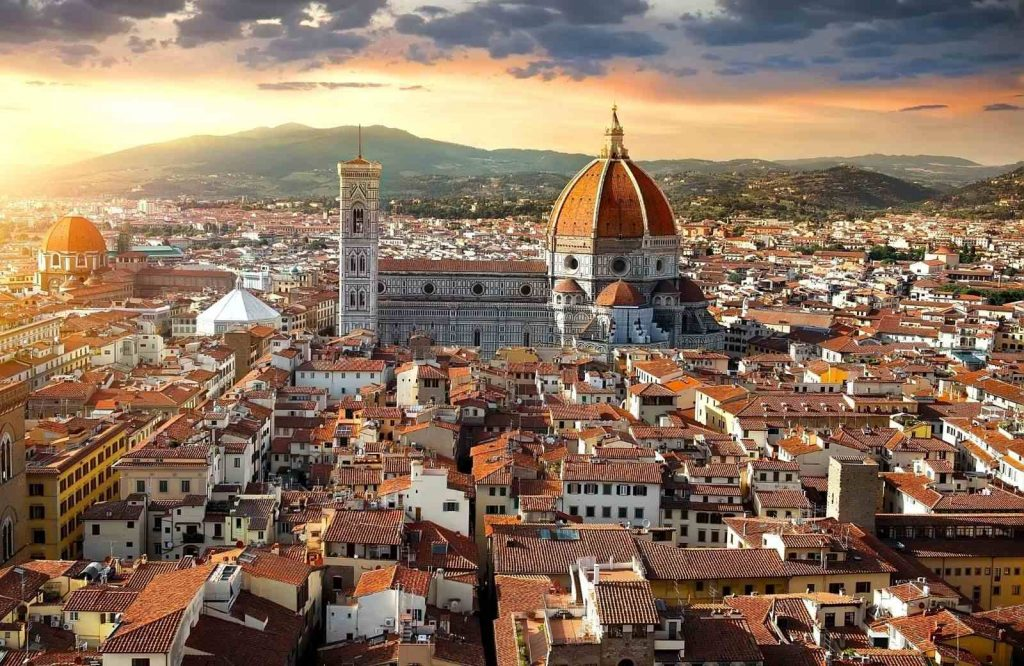 If you're looking for romantic cities in Europe, check out Florence.