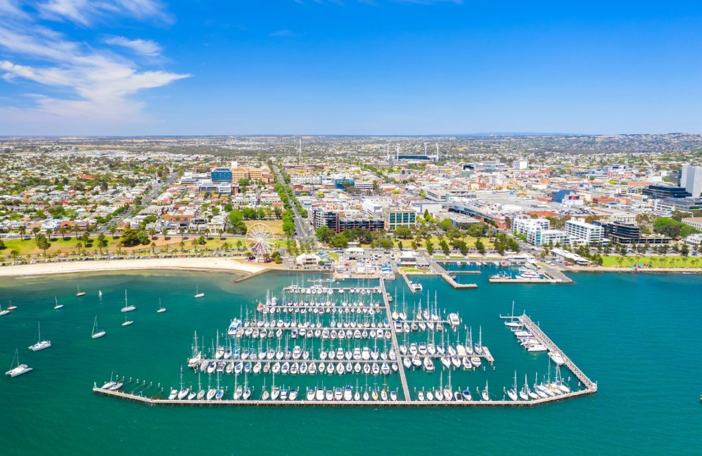 If you're looking for day trips from Melbourne, check out Geelong.
