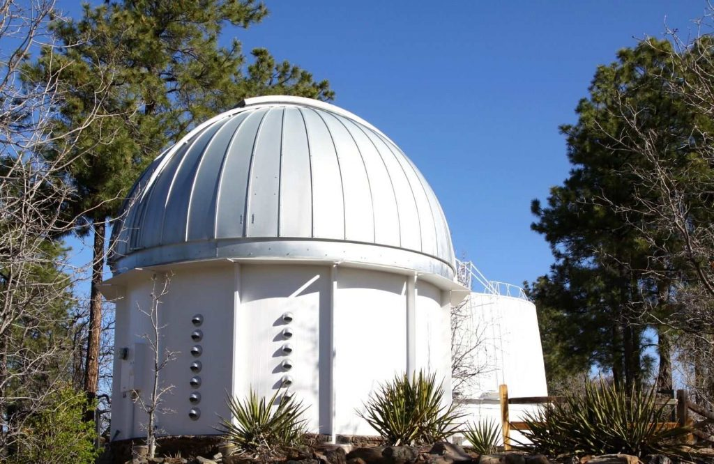 Lowell Observatory is one of many incredible Route 66 attractions.