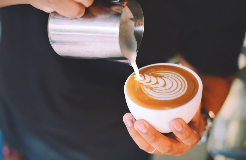 Origin Coffee Roasting is one of many coffee shops in Cape Town.