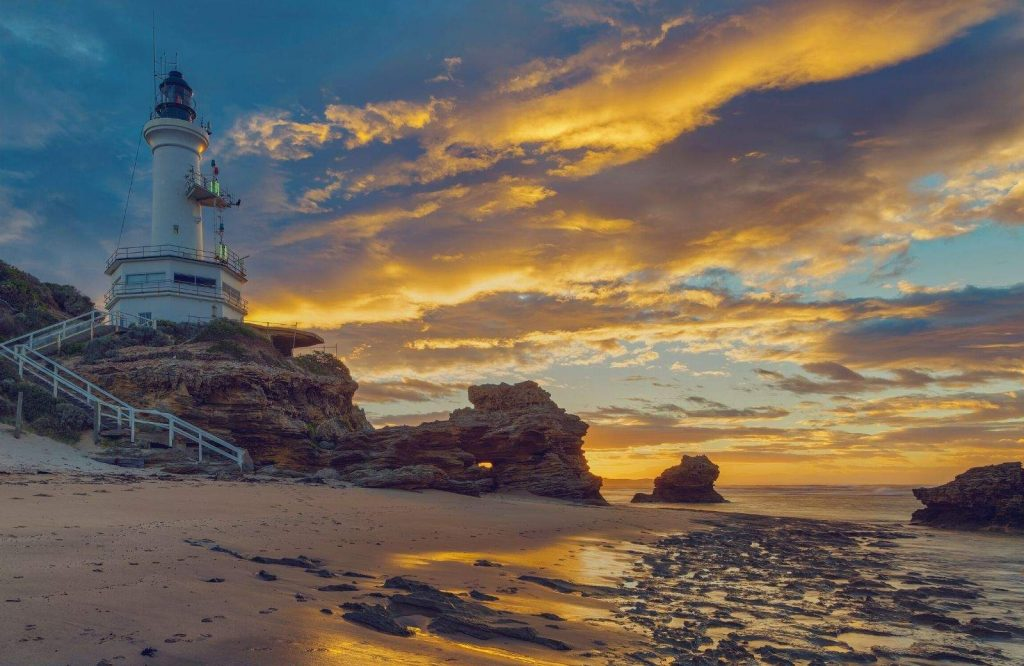 One of the coolest day trips from Melbourne is Queenscliff.