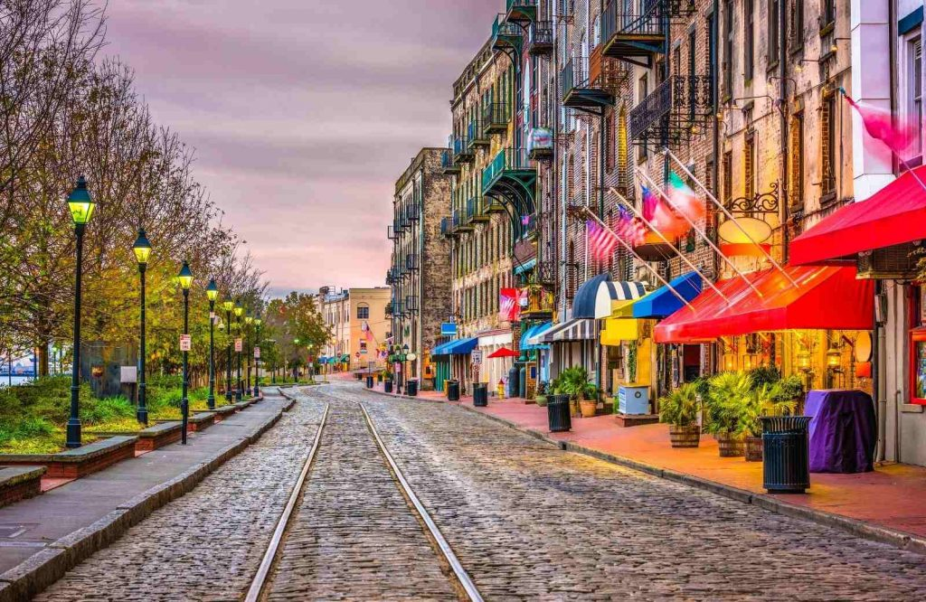 Savannah is a great destination to add to your bucket list for couples.