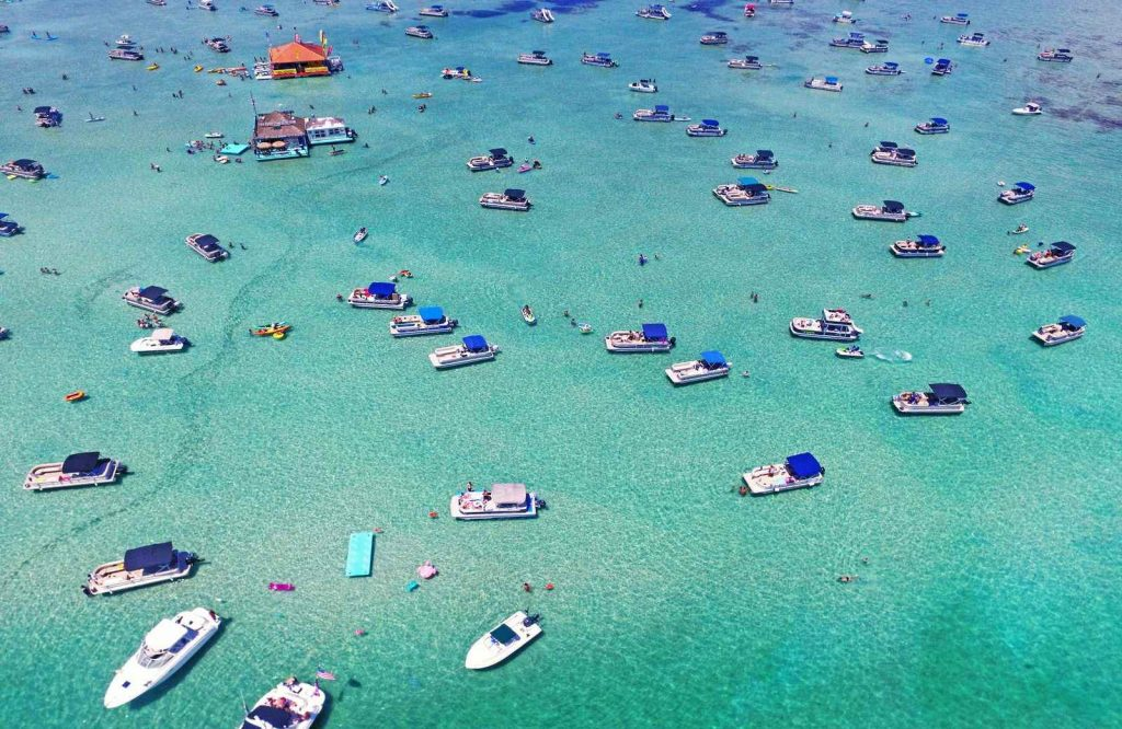Crab Island Destin is the perfect getaway!