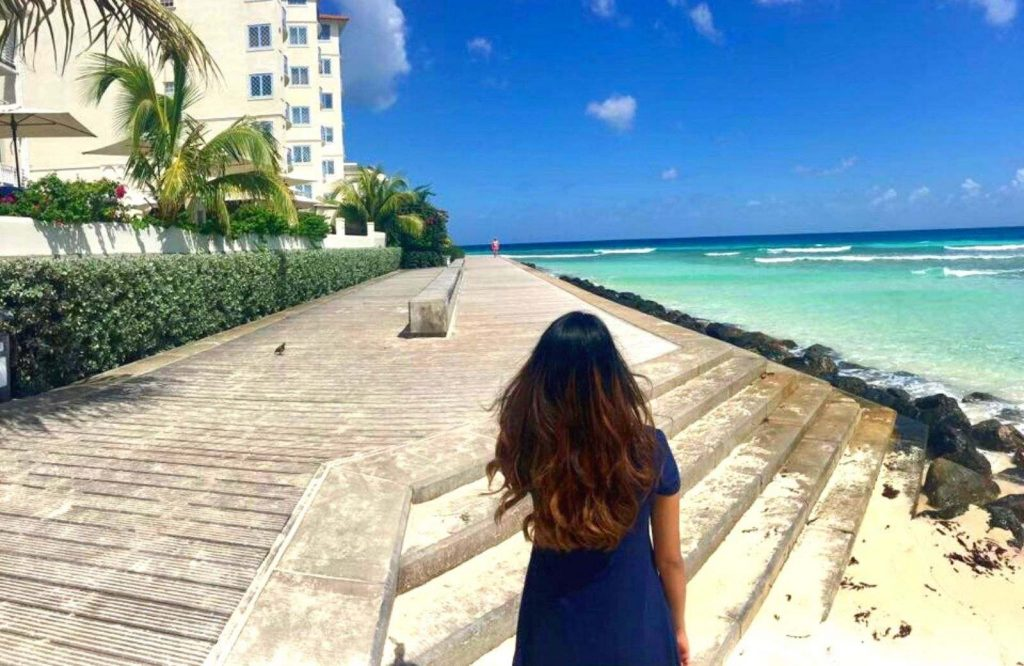 Be sure to check out the boardwalk on your vacation to Barbados.