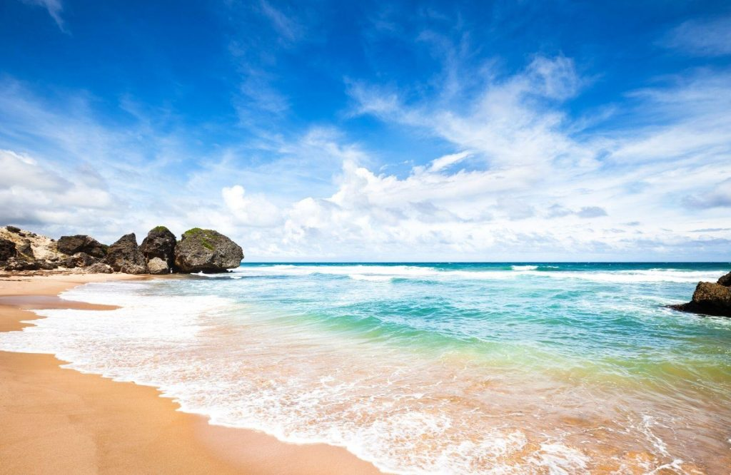 Bathsheba Beach is a must on your vacation to Barbados.