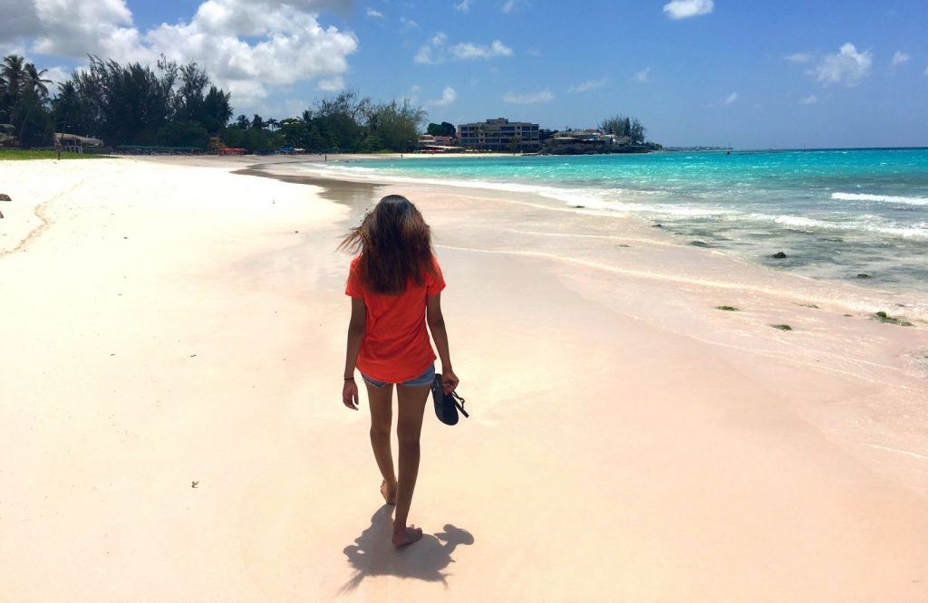 Finding secret beaches is one of the best things to do on your vacation to Barbados.