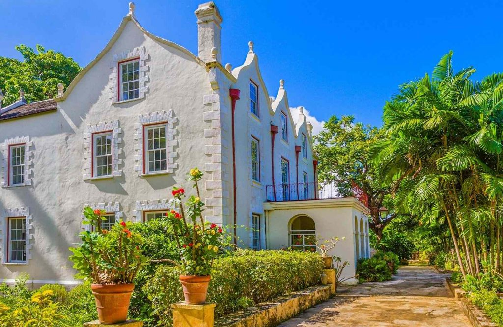 If you're looking for something fun to do during your vacation to Barbados, go try some rum at St. Nicholas Abbey.