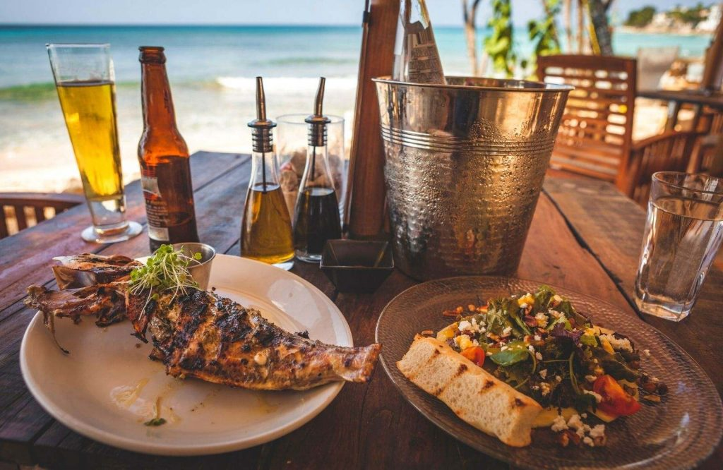 You won't be disappointed in the local food on your vacation to Barbados.