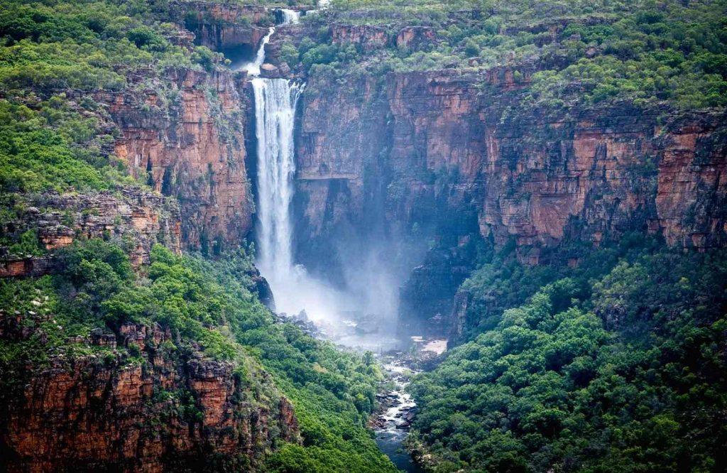 A can't miss landmark in Australia is Kakadu National Park.